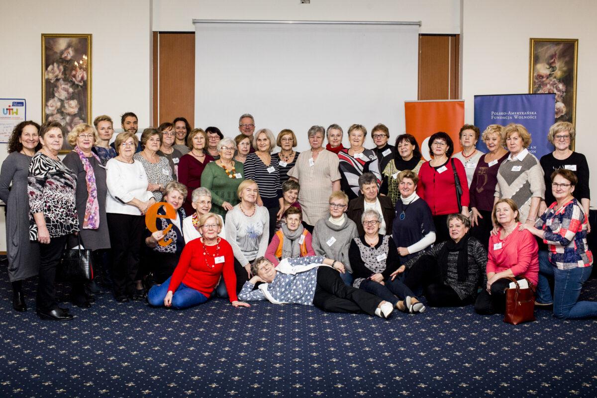 """Targowisko pomysłów (01.02.2018) – V edycja """"UTW dla społeczności"""""""